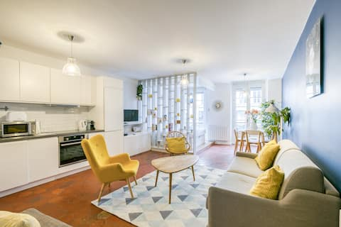 Luxusní apartmán v srdci Bastily