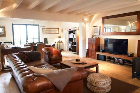 Beau loft - cadre idyllique