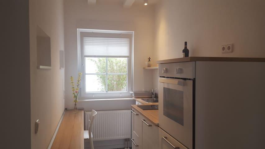 Abteiberg: Gemütliches Apartment