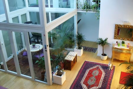 Tranquil designer loft Milan centre - Milano - Loft