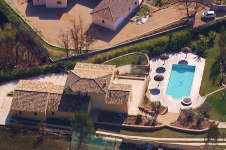 Superbe villa neuve avec piscine - Seillans - Rumah