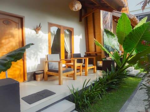 Teras Lombok Bungalow 3