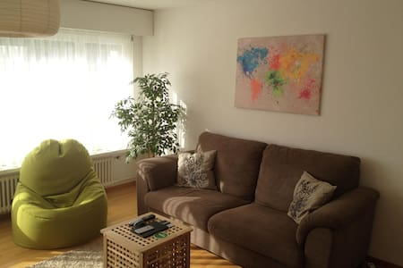 Cosy, modern, quiet apartment, close to the centre - Zürich