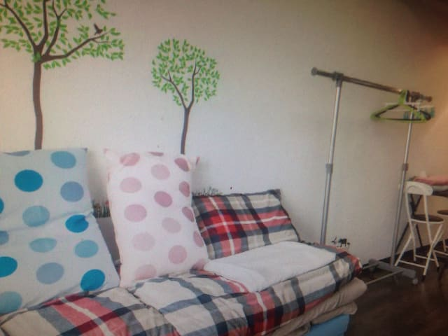 Cozy room suitable for 2 - 大同乡 - Apartment