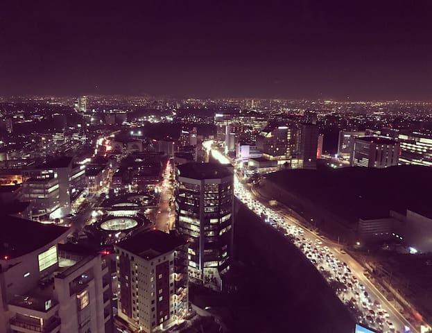 Hab. Privada, increíble vista!!! - Ciudad de México