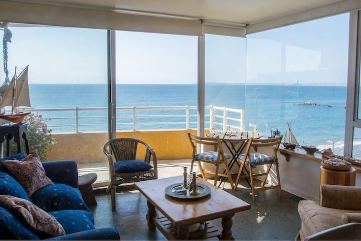 Hermoso departamento con vista al mar!!