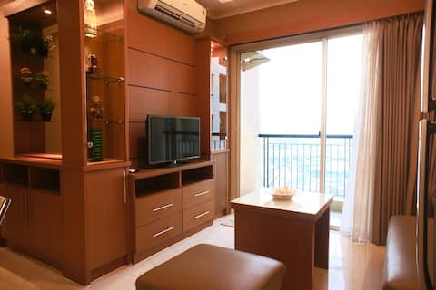 MOI Lux&Comfort的2居室城市公寓