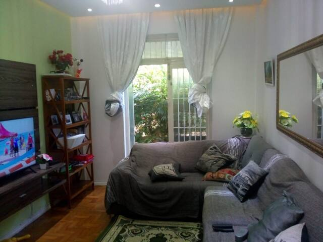Cozy room in the heart of Rio de Janeiro city