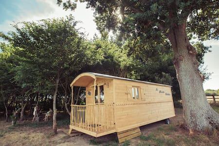 La Chouette Cabane - Roulotte - Pommerieu