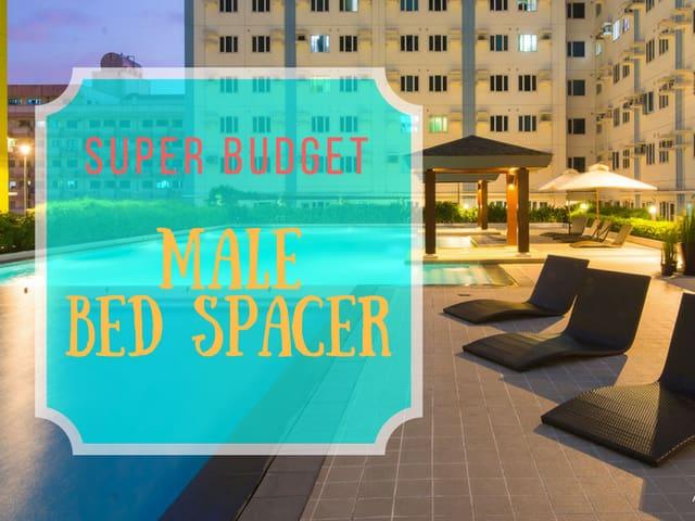Super Budget Condo Bedspace