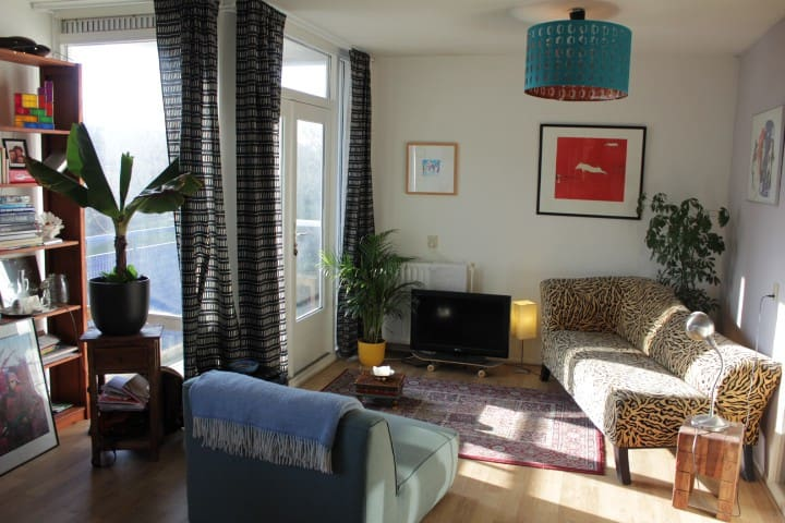 Nice, cozy and light apartment