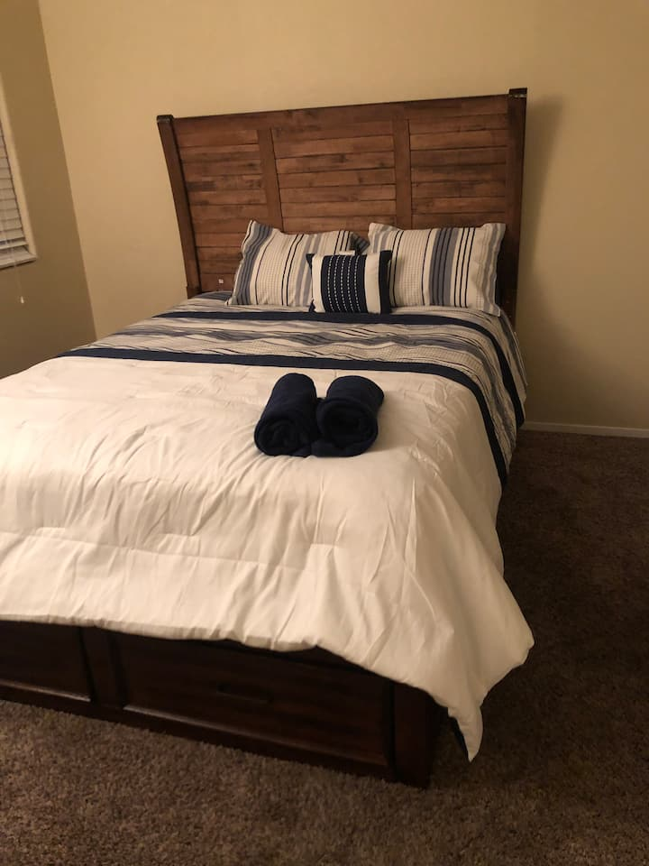 Silverado Ranch area bedroom 2