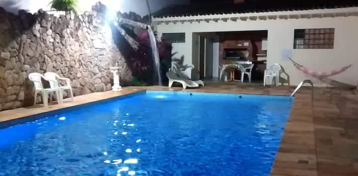 NOSSA CASA -O lugar magico de suas férias