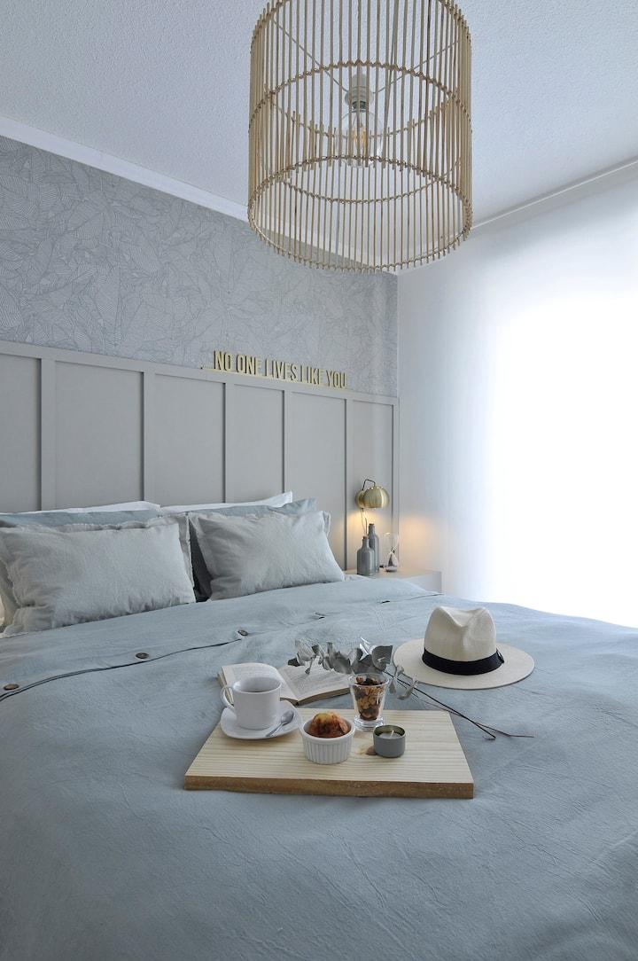 Charming design apartment, best location in Mvd.