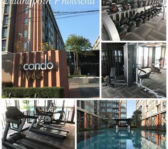Dcondo Hyde Luxury Chiang Rai , close to town B