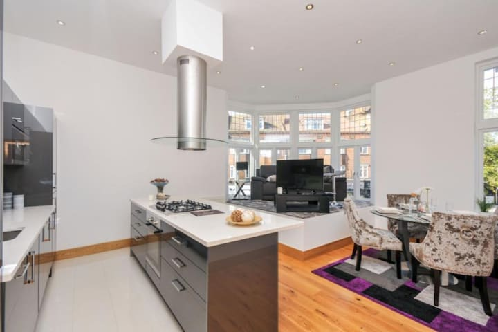 Brand New Luxury Flat- Croydon's Cultural Quarter