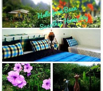 Cosy homestay overlooking mountain - Bed & Breakfast