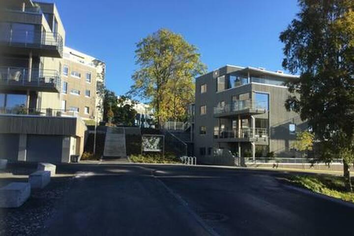 Trondheim Bygning med flere leiligheter