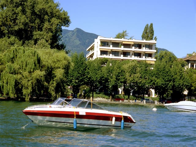 Apartment Al Lago in Locarno