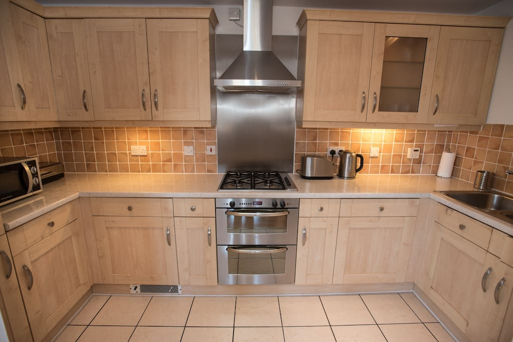 The images provided are of one of a number of apartments we have and so while your apartment may not be identical to the apartment shown, the images provided offer a very accurate representation of the standard and décor of all our apartments.