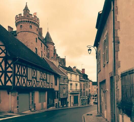 À côté du château, l'Auvergne à découvrir