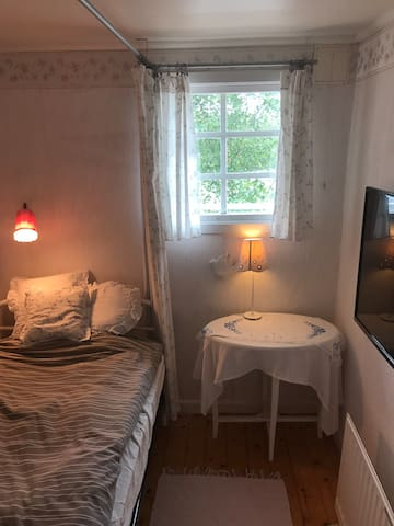Guest house 1 bedroom with 1 double bed