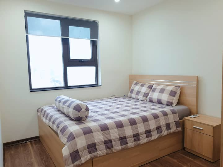 MuongThanh Luxury Apartment@ GreenVip SeaView Room