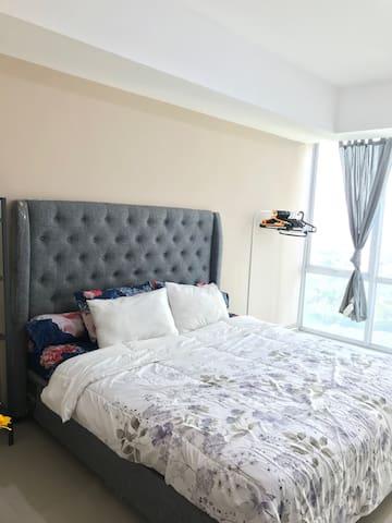 U Residence Studio Apartment Lippo Karawaci
