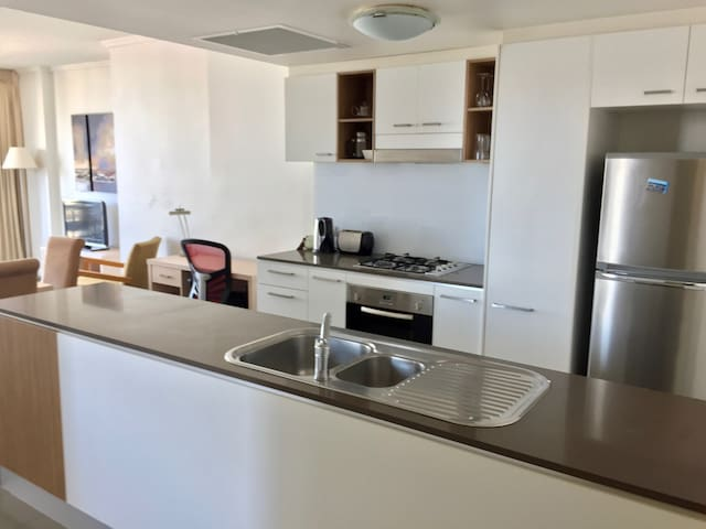 Two bedroom apartment in the heart of Brisbane - Brisbane - Apartment