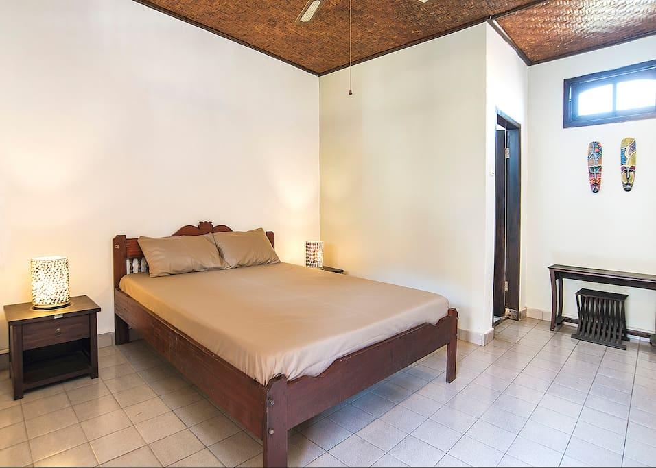 Puri Agung Homestay Legian Room 10 Bali Indonesia