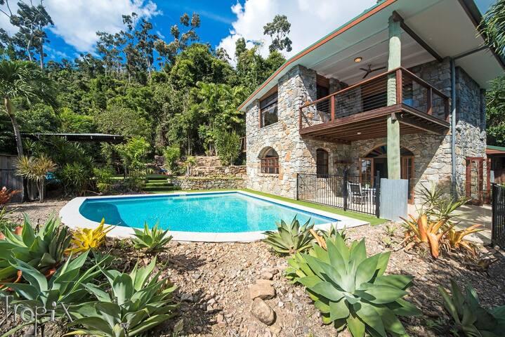 Private resort gem .family resort