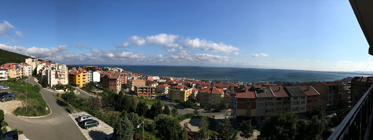 Amazing Sea View Apartment - 1 bedroom, Sveti Vlas