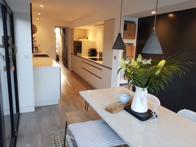 Luxury 4bed house in great location - Cardiff - Dom