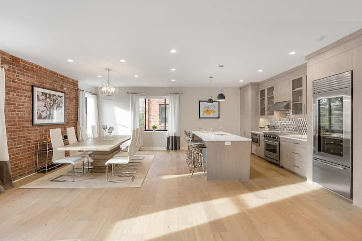 Greenwich New In-town Luxury Penthouse on the Ave