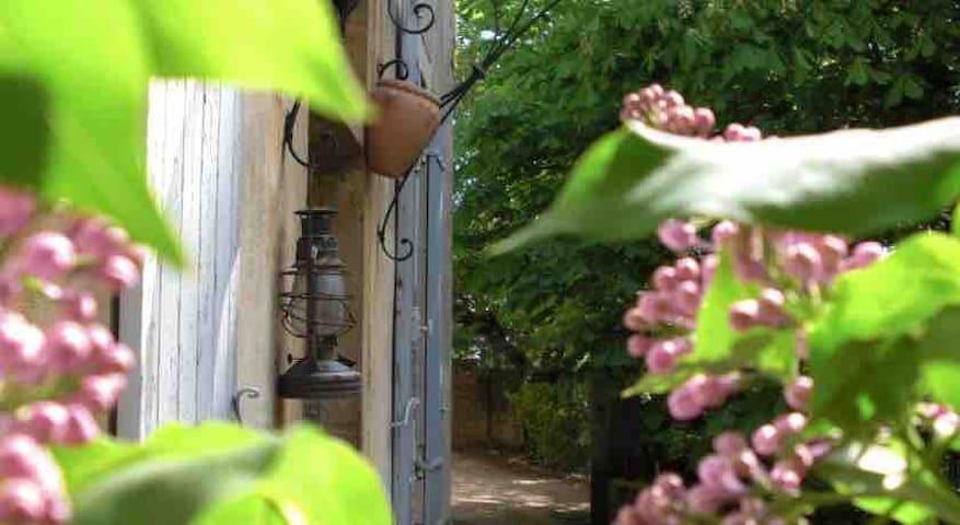 Bulle de nature à 10 min du centre de Dijon...🏡❤️