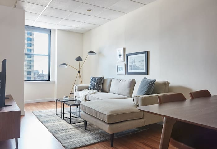 Evon | Boston Commons | Gorgeous 1BR + Subway n19