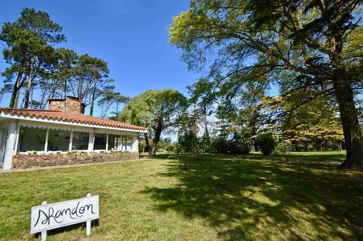 Habitación privada p 2 personas en Casa Shandon