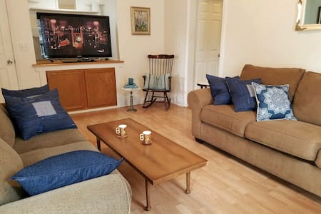 Clean Urban retreat in central downtown location