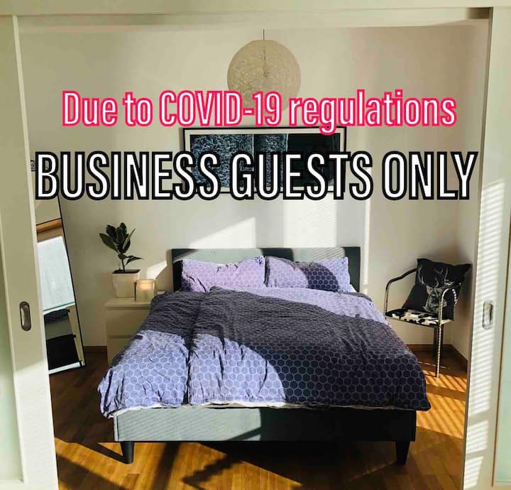 Business Guest Only - Hafencity Apartment