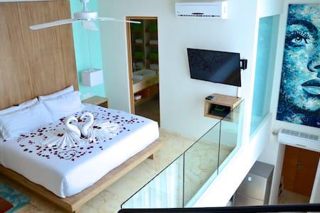 ANAH Suites Penthouse Loft - Playa del Carmen - Appartement