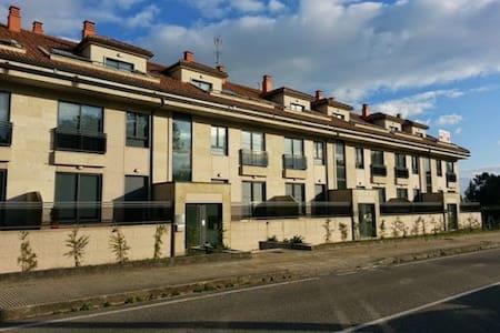 Bajo en Sanxenxo, Residencial Vichona - Sanxenxo - Apartment