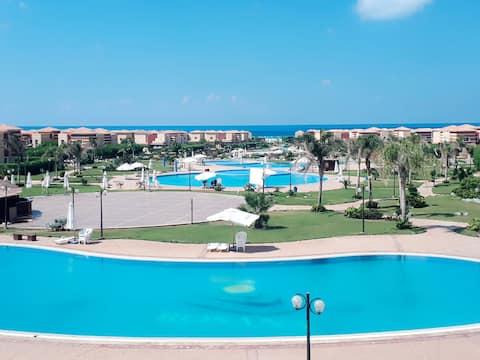 Villa in Rosana Resort . Northcoast,Egypt