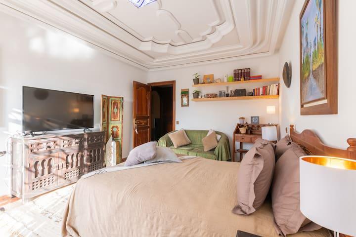 Cosy chambre privée dans villa