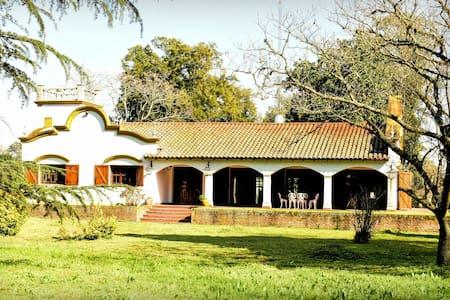 CASA DE CAMPO / FARM TOURISM,  1 hour from Bs. As. - Gral Las Heras