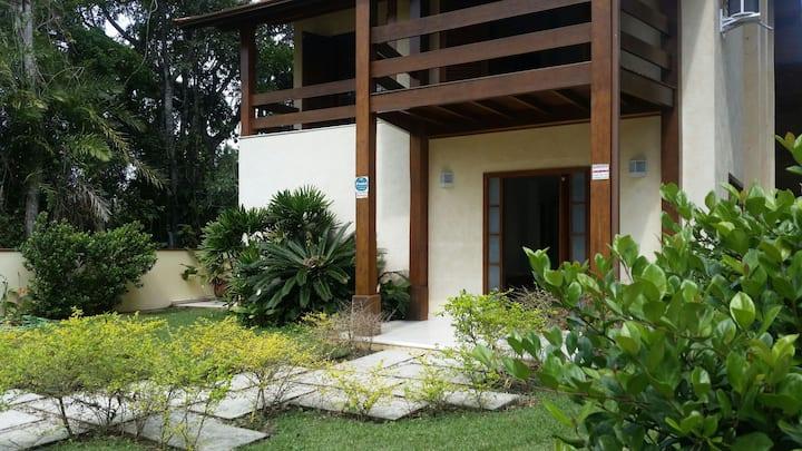 Casa de Praia e Campo - Juréia