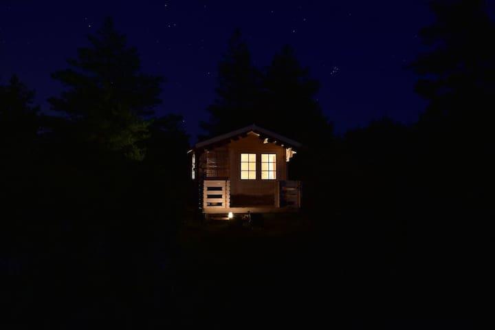Maalabor cabine