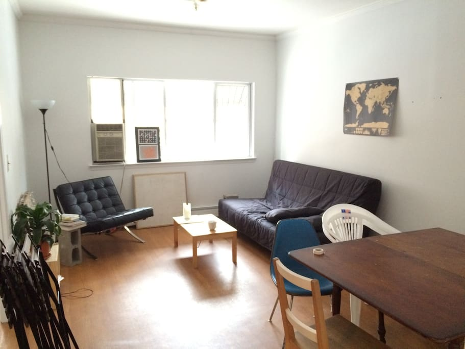 this is the shared living space