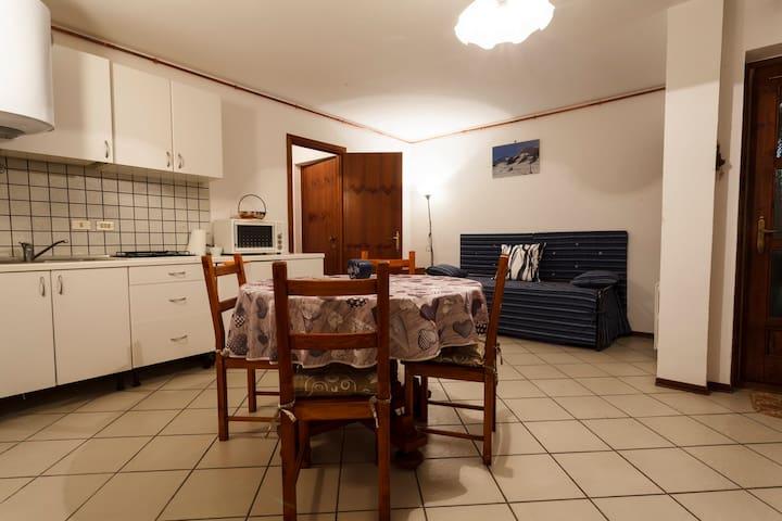 Sestriere Short Breaks - Blues Apartment