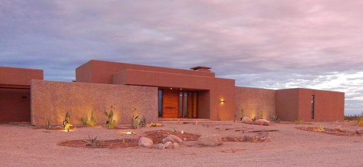 Villa in the Uco Valley at O.Fournier in Mendoza