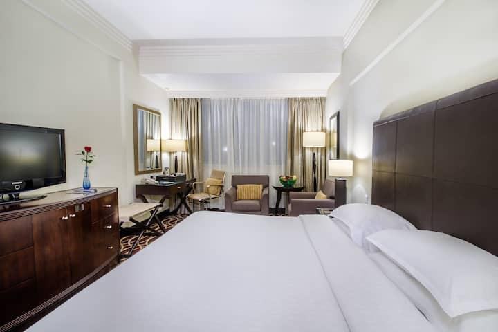 4 star hotel, Superior Room 2, Al Muteena-Deira